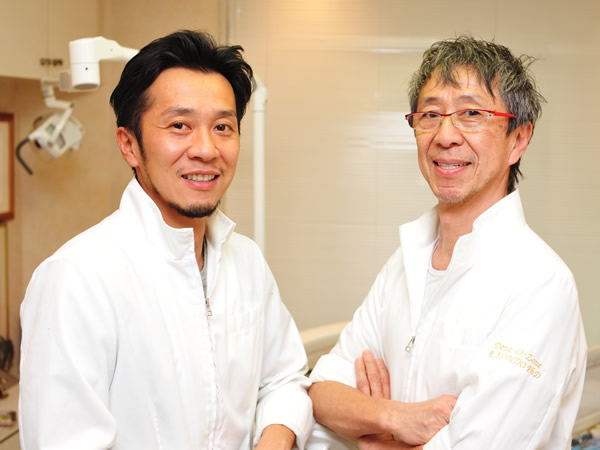 中目黒(医)デントゾーン近藤歯科 近藤隆一先生 近藤圭先生