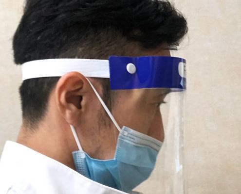 フェイスガード コロナウイルス 感染対策
